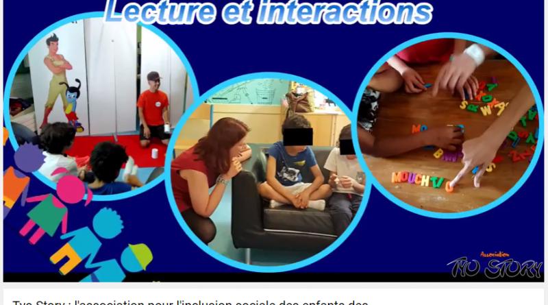 Nouvelle vidéo de présentation de l'association Tyo Story